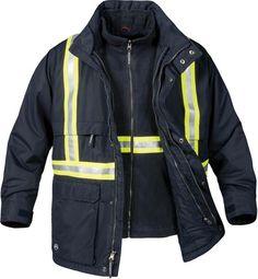Mens Stealth Reflective Jacket RFX-2