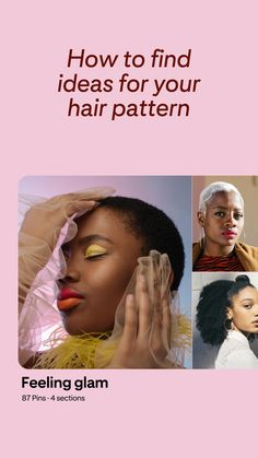 Braided Hairstyles For Black Women, Braids For Black Women, Girl Hairstyles, See Yourself, Curly Hair Styles, Natural Hair Styles, Hair Patterns, Rib Roast, Roller Set