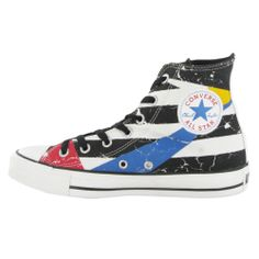 Converse CT Abstract Black White Womens Trainers