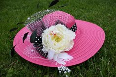Derby hat by E. Magee, via Flickr