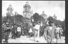 """decena tragica 1913 - The Ten Tragic Days (""""La Decena Trágica"""") was a series of events that took place in Mexico City between February 9 and February 19, 1913, during the Mexican Revolution. This lead up to a coup d'état and the assassination of President Francisco I. Madero and his Vice President, José María Pino Suárez."""