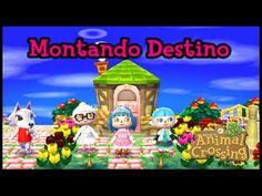 Animal Crossing New Leaf - Montando Destino con Lucia y Dani
