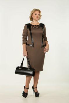 Платье с отделками. Моделируем.