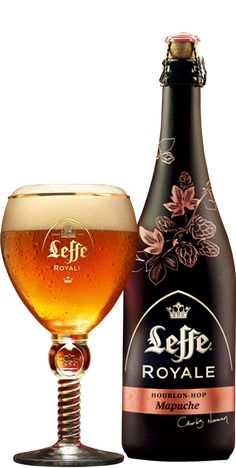 Leffe Royale Mapuche                                                       …  #craftbeer #beer