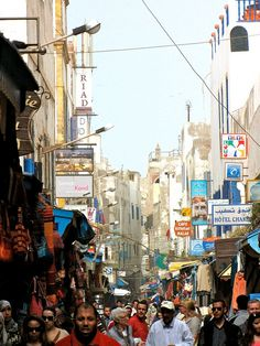 Essaouira, Morocco by See Jane Travel, via Flickr