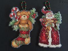 Mom & Dad's ornaments