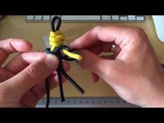 Paracord Minion Schlüsselanhänger Selbstgemacht - YouTube