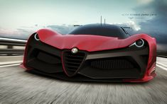 Alfa Romeo Zero LM-C by *wizzoo7 on deviantART