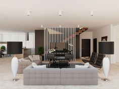 Deko Tapete Wohnzimmer Japanischer Stil Modernes Wohnzimmer Tapete ... Moderne Wohnzimmer Leuchten