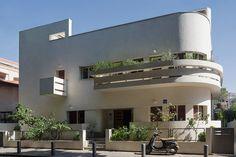 10 of Tel Aviv's best examples of Bauhaus architecture