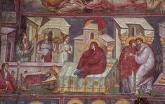 Irene, Projects To Try, Painting, Art, Byzantine, Fresco, Art Background, Painting Art, Kunst