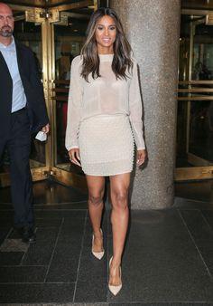 Fab! Ciara style