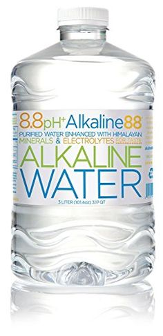 Tap water, bottled, alkaline, electrolyte, and spring water. With so many choices on the market how do you know which one is best for enhanced hydration? Alkaline Water Bottle, Make Alkaline Water, Drinking Alkaline Water, Alkaline Water Benefits, Alkaline Foods, Kangen Water, Spring Water, Mineral Water, Fabulous Foods
