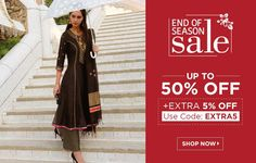Biba running with Biba End Of Season Sale where you can get upto 50% off on biba fashion products. Product start from rs.239 only. Limited period deal. Follow below mention steps to grab this deal.  Steps To Grab Biba End Of Season Sale   Goto Biba Offer Page  Add Product Into Your Cart  Login/SignUp a new account  Update/Select Your shipping address  Apply Coupon Code : EXTRA5  Make Payments Or Select Cash On Delivery If Available  Don't Miss  BUY OPPO F3 4GB RAM 64GB ROM AT RS. 19990 AT…