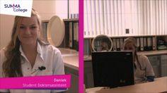 Summa College: opleidingen binnen de Zorg & Welzijn (+afspeellijst)