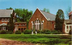 Baylor School for Boys, Chattanooga TN   Founders Home