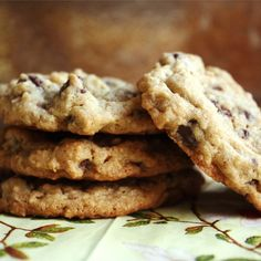 "Chocolate Chip Cookies I ""These are IT!! Absolutely the best chocolate ..."