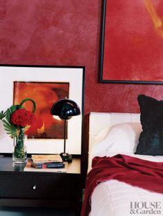 Modern Bedroom in Milan, Italy