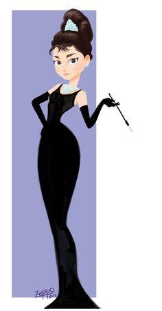 Vintage Fashion Illustration Hollywood Glamour Audrey Hepburn Ideas For 2019 Audrey Hepburn Wallpaper, Audrey Hepburn Art, Audrey Hepburn Illustration, Fashion Illustration Sketches, Illustrations, Art Sketches, Idole, Breakfast At Tiffanys, Arte Pop