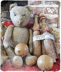 jouets d,autrefois | Dans une maison au parfum de cannelle et de pain d'épice tout droit ...