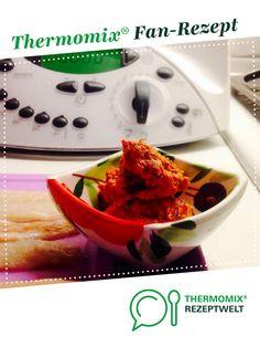 Tomatenbutter von Ela-Vanilla. Ein Thermomix ® Rezept aus der Kategorie Saucen/Dips/Brotaufstriche auf www.rezeptwelt.de, der Thermomix ® Community.
