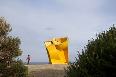 sculpture by the sea - coming up 24 October - 10 November 2013 Bondi to Tamarama coastal walk, Sydney, Australia