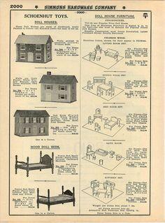 1935 Advert Wyandotte Toy Air Car Coupe Dump Truck Pop Gun Schoenhut Doll House | eBay