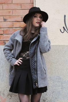Coloco mi desastre con mi ropa.: AHS Inspiration look. #kissmylook