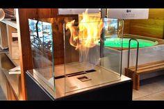 """Cordis ElleTre flame  #cordis #cordisbiocamini #biocamino #biofireplace #biofire #interior #interiordesign #ethanol #design #italy #madeinitaly…"""