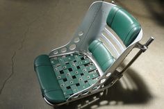 Metal Shaping / Fabrication by Sollis: Hot Rod Seats Stainless / Aluminum
