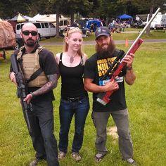 #sonsofliberty #copblock #porcfestx #freedomsphoenix #ernesthancock Midnight Rifle Raffle #Padgram
