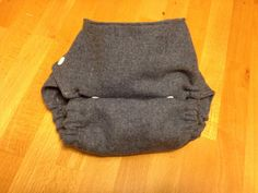 100+wool+diaper+covergrey+with+side+snap+by+Moondydesign+on+Etsy,+$28.00
