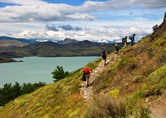 Trek through Torres del Paine National Park on this & Chile adventure tour. Home to Chile hiking tours, it's a Patagonia hiker's paradise. Adventure Tours, Adventure Travel, Chile Tours, Torres Del Paine National Park, Train Tour, Iguazu Falls, In Patagonia, Top 5, Day Hike