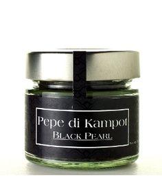 Il pepe di Kampot nella variante nera, black pearl, con il suo aroma profondo, è consigliato per arricchire qualsiasi ricetta