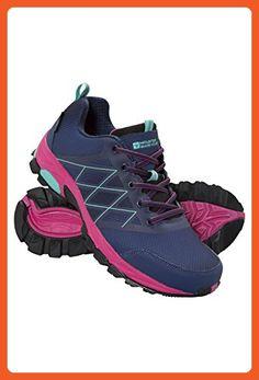 Mountain Warehouse Springbok Womens Waterproof Running Shoes Navy 7 M US Women - Outdoor shoes for women (*Amazon Partner-Link)