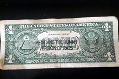 """""""Mexicanos, la versión humana de ratas"""", escriben sobre dólares en EU"""