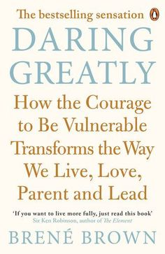 Buy Daring Greatly by Brene Brown at Mighty Ape Australia. Researcher and thought leader Dr. Brene Brown offers a powerful new vision in Daring Greatly, the numbered 1 New York Times Bestseller, Oprah pick, an. Marissa Meyer, Seth Godin, Hans Christian, George Orwell, Agatha Christie, Jean Paul Dubois, Emmanuel Carrère, The Power Of Vulnerability, Vulnerability Quotes