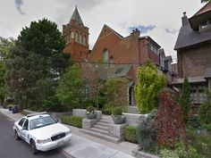 Scotiabank's CEO is selling his swanky church-conversion condo for $4 million
