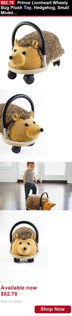 Other Toys for Baby: Prince Lionheart Wheely Bug Plush Toy, Hedgehog, Small Model 7520 BUY IT NOW ONLY: $82.78
