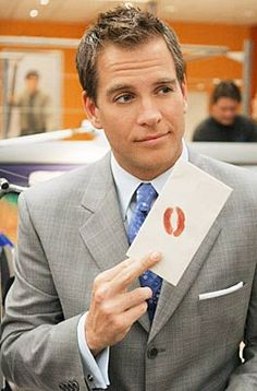 Michael Weatherly (NCIS) My favorite episode!!!!!!!