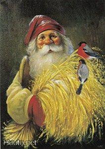 Johnnie Jacobsen Winter Christmas, Vintage Christmas, Christmas Cards, Winter Pictures, Christmas Pictures, Mythological Creatures, Woodland Creatures, Fairy Land, Yule