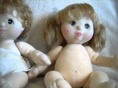 Introduction to My Child dolls