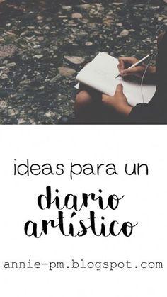 100 ideas para incluir en tu diario artístico (Art Journal) #hobbyart