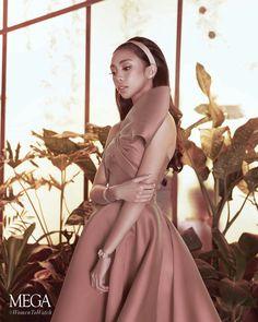 Marydale Entrata #MegaMagazine #WomenToWatch #Philippines #Filipina Mega M, Filipina Actress, Lucky 7, Star Magic, Arab Fashion, Talent Show, Debut Album, Romantic, Magazine