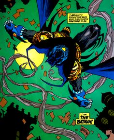 Batman Knightfall