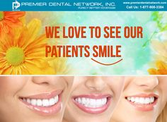 We love to see our patients #smile. We provide you better Quality #DENTAL #CARE Services & make your #TEETH more Strong and beautiful.