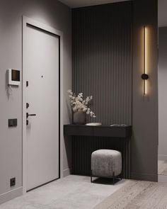 Home Room Design, Interior Design Kitchen, House Design, Corridor Design, Apartment Design, House Rooms, Home Decor Accessories, Home Decor Inspiration, Decoration