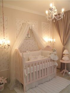 Nursery Furniture in Baby and also surf Cribs, Rocking Chairs, Altering Tables, Baby Bedding and also Nursery Lighting at Walmart and also conserve. Baby Nursery Decor, Baby Bedroom, Baby Decor, Nursery Room, Girl Nursery, Girl Room, Girls Bedroom, Nursery Ideas, Princess Nursery