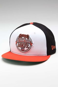 New Era 1984 All Star Pitch Snapback Cooperstown Hat