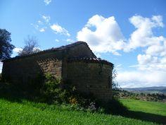 Ermita de Santa Sofía, siglo XIII.  Caserras del Castillo (Huesca)